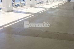 The Westchester Country Club chose Beyond Concrete to install approximately 11,200 square feet of Bomanite Revealed to create the walkways, main dining areas, and patios at their Beach Club area and the expert installation by our colleague provided them with an extremely durable surface that will withstand the environmental challenges of being beachside.
